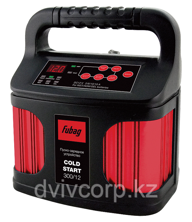 FUBAG Пуско-Зарядное устройство COLD START 300/12