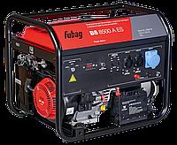 FUBAG Бензиновый генератор с электростартером и коннектором автоматики BS 8500 A ES