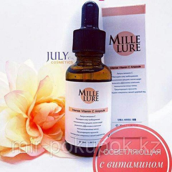 Сыворотка для лица Mille Lure Vitamin C Витамин С осветляющая с коллагеном