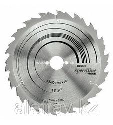 BOSCH, Пильный диск 230x30x18