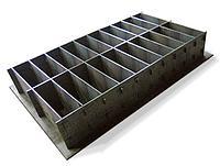 Формы  лазерные металлические  для  пеноблоков, полистиролблоков.