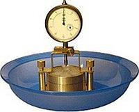 Прибор для определения свободного набухания грунтов ПНГ-1