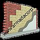 Утеплитель под штукатурку - Мокрый фасад П90-П150, фото 2