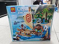Конструктор Bela Ocean Enchanted 10663 309 pcs. Муана. Для девочек.