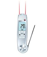 Водонепроницаемый проникающий ИК-термометр Testo 104-IR