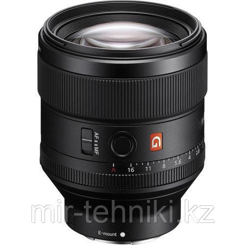 Объектив Sony FE 85mm f/1.4 GM 2 года гарантии