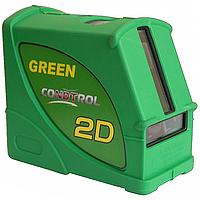Лазерный нивелир CONDTROL GREEN 2D