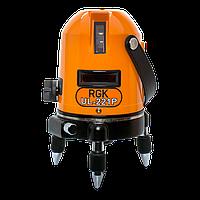 Лазерный нивелир RGK UL-221P