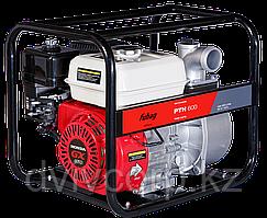 FUBAG Бензиновая мотопомпа PTH 600 для чистой воды