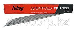 FUBAG Электрод сварочный с основным покрытием FB 13/55 D4.0 мм (пачка 0.9 кг)