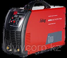 FUBAG Сварочный инверторный аргонодуговой аппарат INTIG 320 T AC/DC PULSE c горелкой TIG 26 5P 4m (38459)