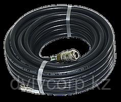 FUBAG Шланг с фитингами рапид, маслостойкая термопластичная резина, 20бар, 6x11мм, 5м
