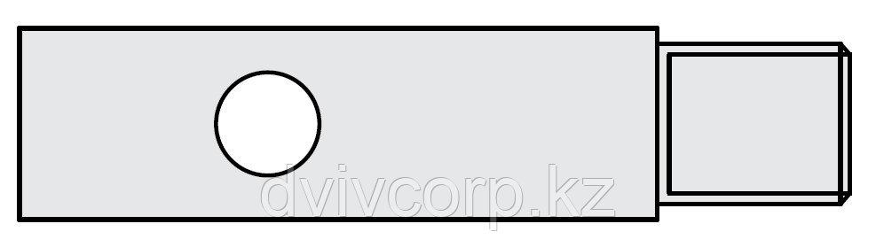 FUBAG Держатель электрода наклонный O 30 х 128мм