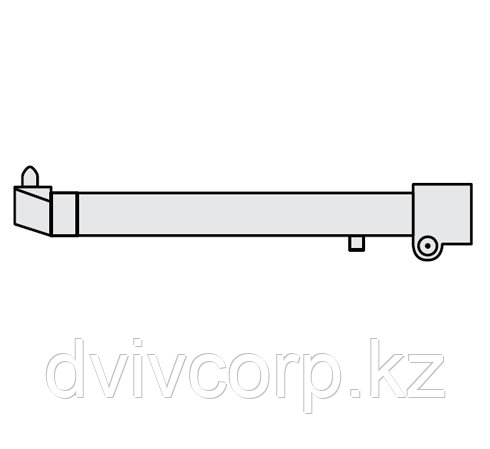 FUBAG Нижнее плечо O 45 х 800мм наклонное c уменьшенным электрододержателем для серии RS 35i