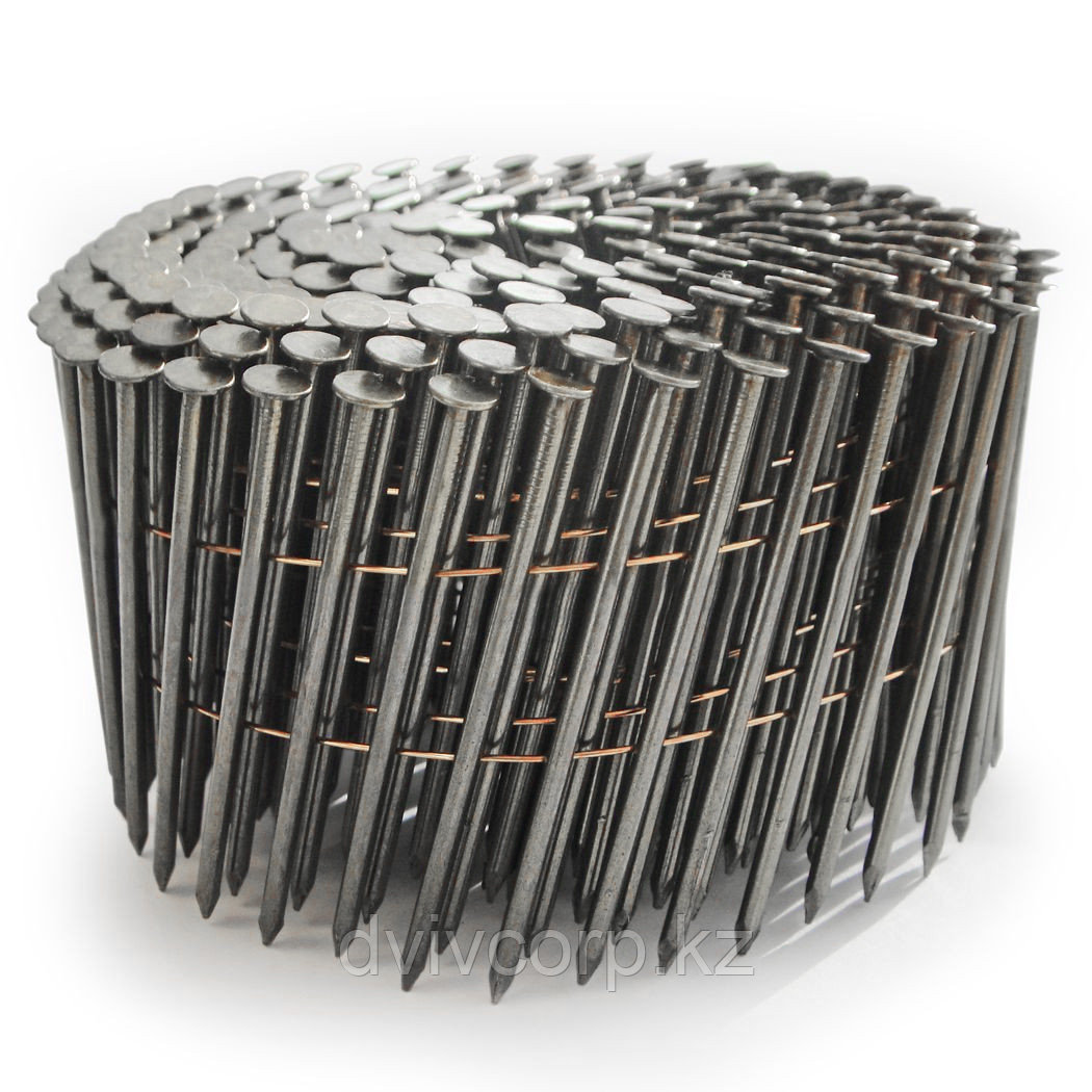 FUBAG Гвозди барабанные для N70C (2.50x65 мм, гладкие, 9000 шт)