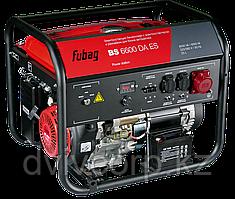 FUBAG Бензиновый генератор с электростартером и коннектором автоматики BS 6600 DA ES