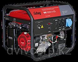 FUBAG Электростанция бензиновая с электростартером и коннектором автоматики BS 5500 A ES