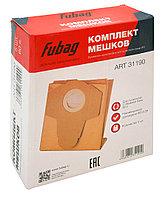 FUBAG Комплект мешков одноразовых 60 л для пылесосов серии WD 6SP_5 шт.