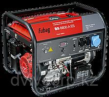 FUBAG Бензиновый генератор с электростартером и коннектором автоматики BS 6600 A ES