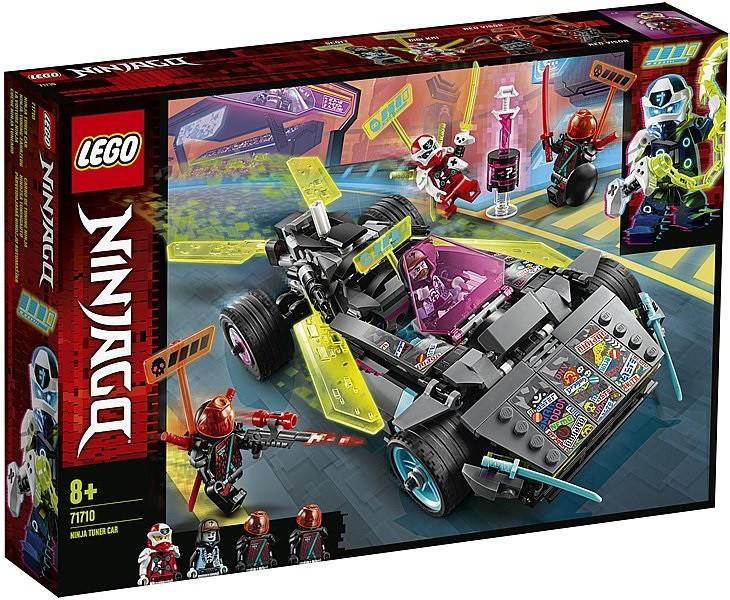 71710 Lego Ninjago Специальный автомобиль Ниндзя, Лего Ниндзяго
