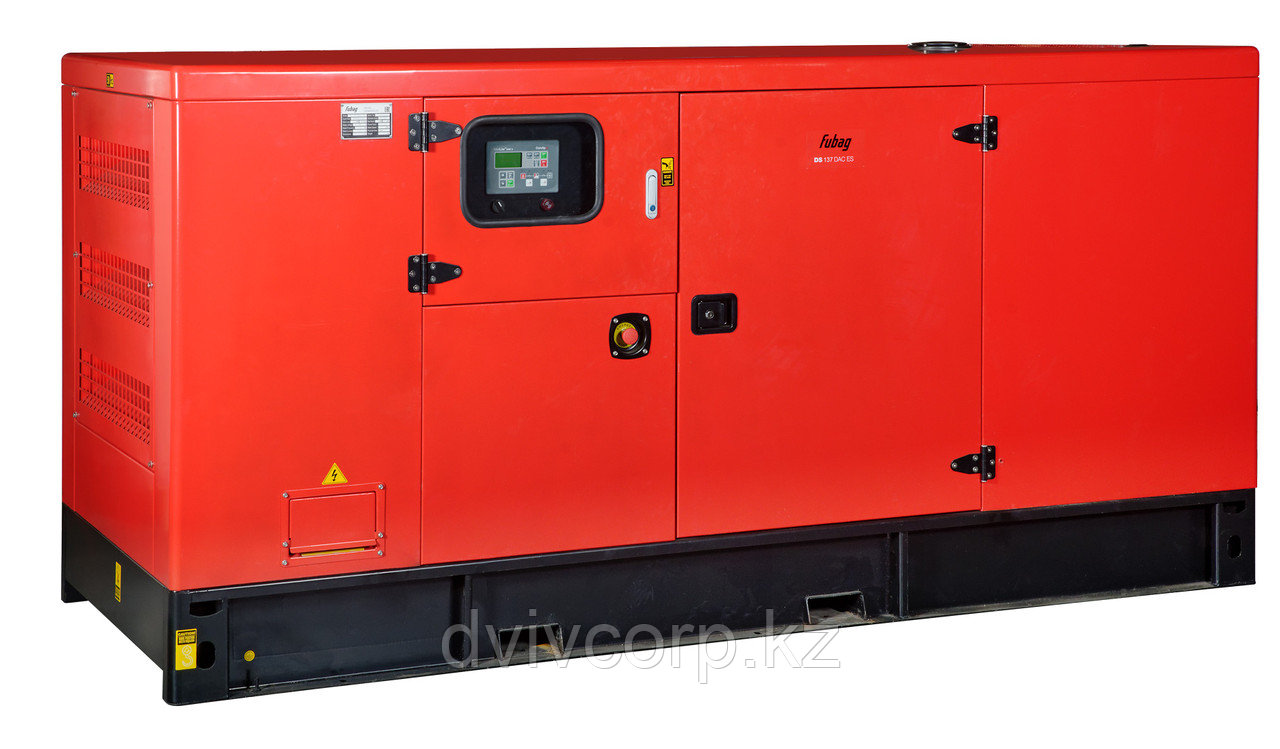 FUBAG Электростанция дизельная DS 137 DAC ES