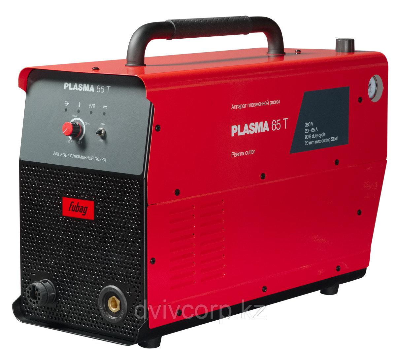 FUBAG Аппарат плазменной резки FUBAG PLASMA 65 T с плазменной горелкой FB P60 6m
