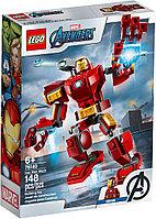 76140 Lego Super Heroes Железный Человек: трансформер, Лего Супергерои Marvel