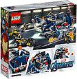 76143 Lego Super Heroes Мстители: Нападение на грузовик, Лего Супергерои Marvel, фото 2