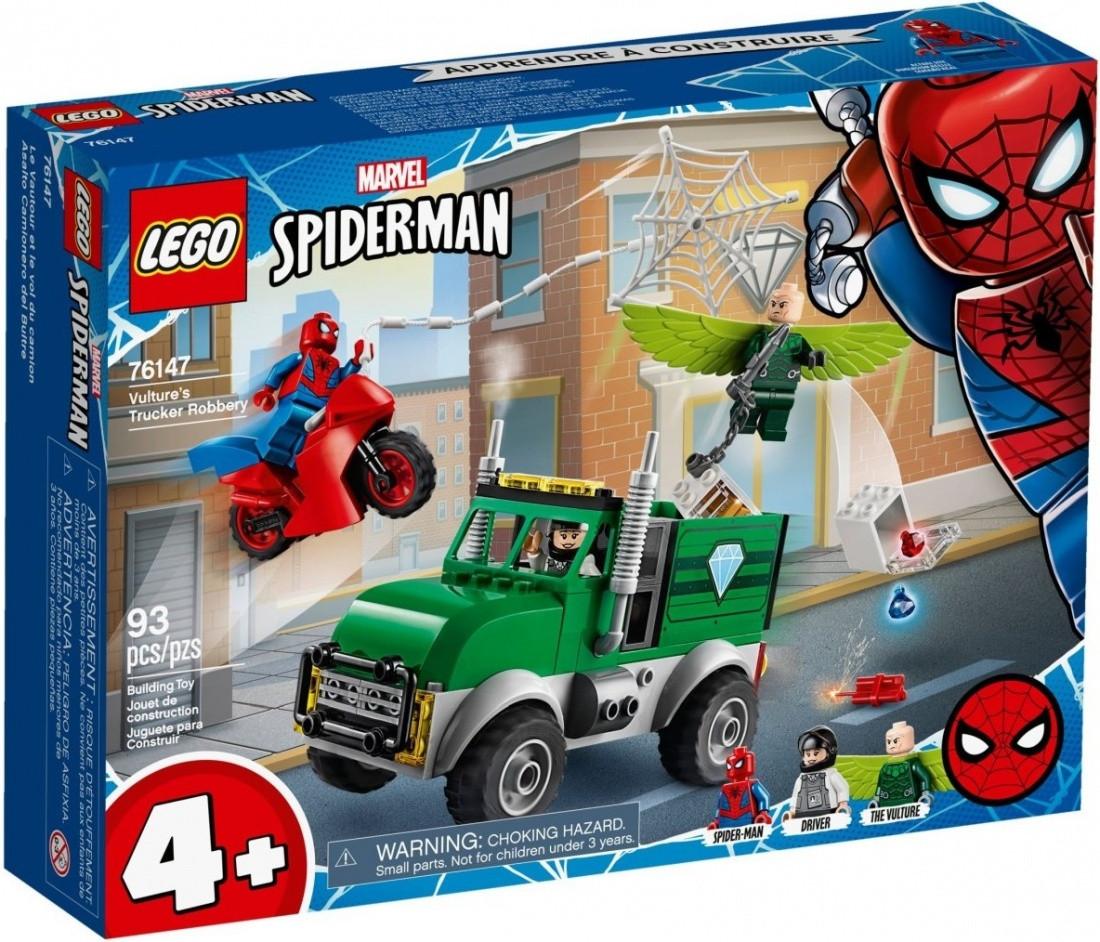 76147 Lego Super Heroes Ограбление Стервятника, Лего Супергерои Marvel