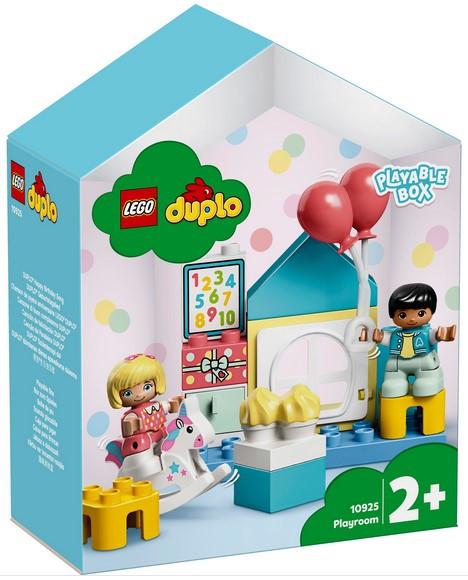 10925 Lego Duplo Игровая комната, Лего Дупло