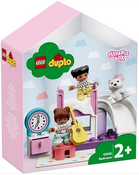 10926 Lego Duplo Спальня, Лего Дупло