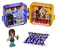 41400 Lego Friends Игровая шкатулка Андреа, Лего Подружки, фото 3