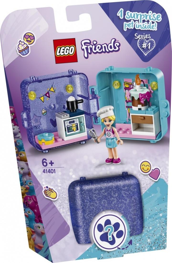41401 Lego Friends Игровая шкатулка Стефани, Лего Подружки