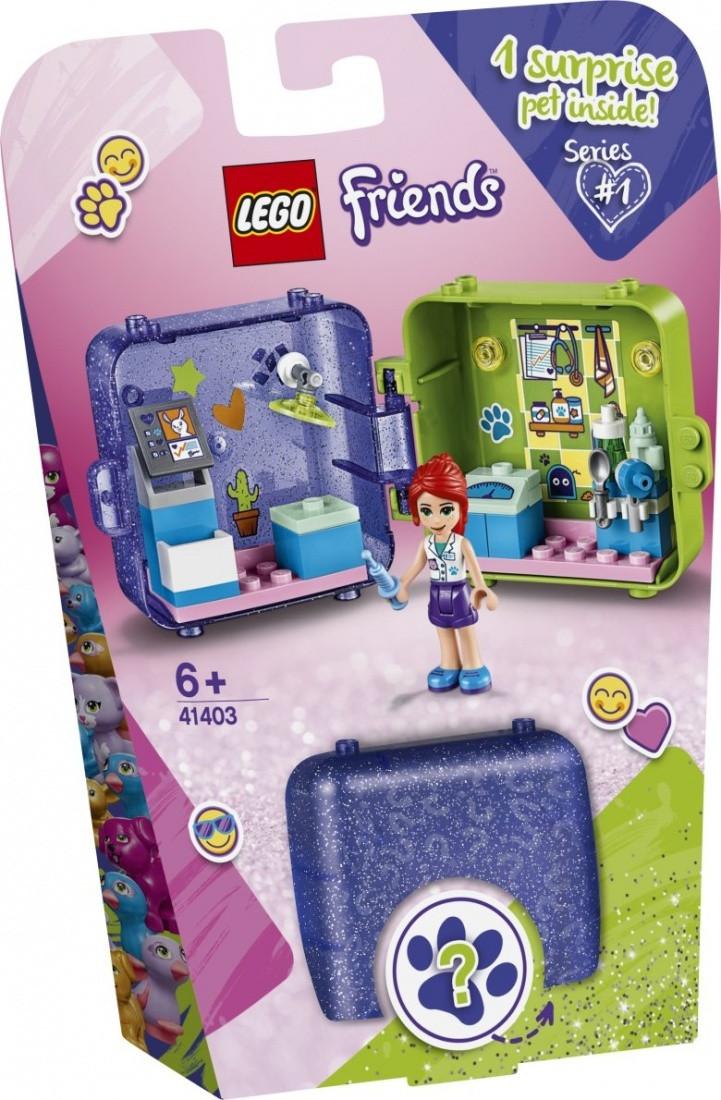 41403 Lego Friends Игровая шкатулка Мии, Лего Подружки