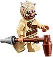75265 Lego Star Wars Микрофайтеры: Скайхоппер T-16 против Банты, Лего Звездные войны, фото 7