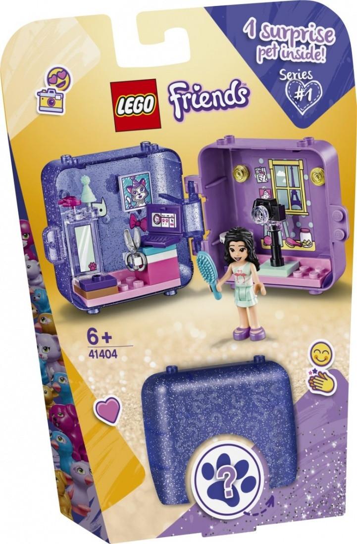 41404 Lego Friends Игровая шкатулка Эммы, Лего Подружки