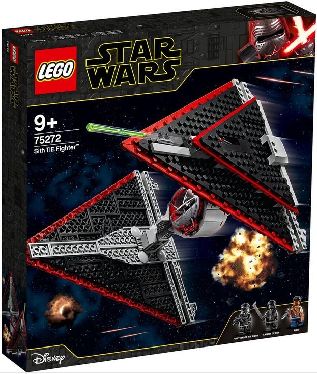 75272 Lego Star Wars Спидер Истребитель СИД ситхов, Лего Звездные войны
