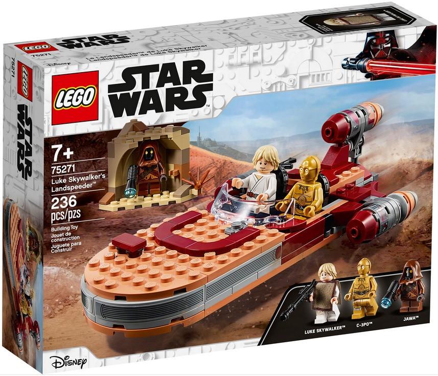 75271 Lego Star Wars Спидер Люка Скайуокера, Лего Звездные войны