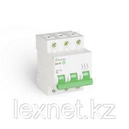 Автоматический выключатель реечный iPower ВА47-63 3Р 6А, фото 2