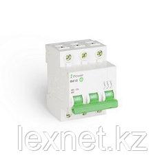 Автоматический выключатель реечный iPower ВА47-63 3Р 6А