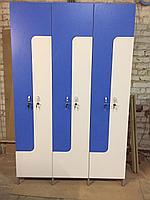 Шкаф для одежды L-образный, 2-х местный