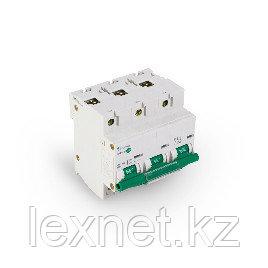 Автоматический выключатель реечный iPower ВА47-100 3Р 80А, фото 2