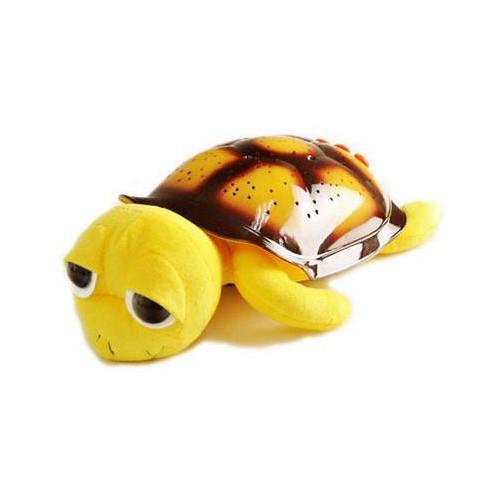 Проектор звездного неба Черепаха (желтая)