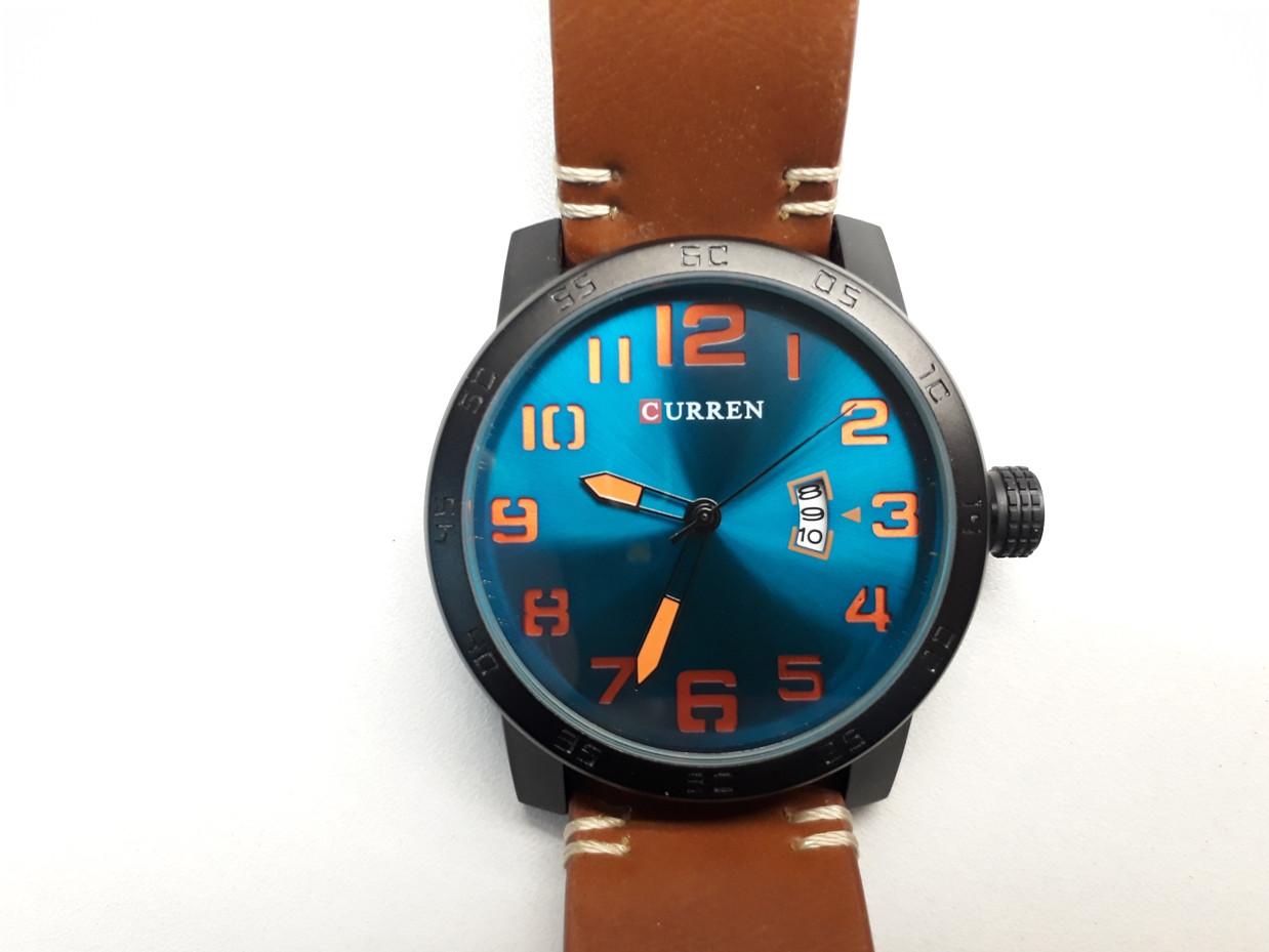 Наручные мужские часы Curren. Модель 8254. Кварцевые.
