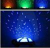 Проектор звездного неба Черепаха (розовая), фото 5