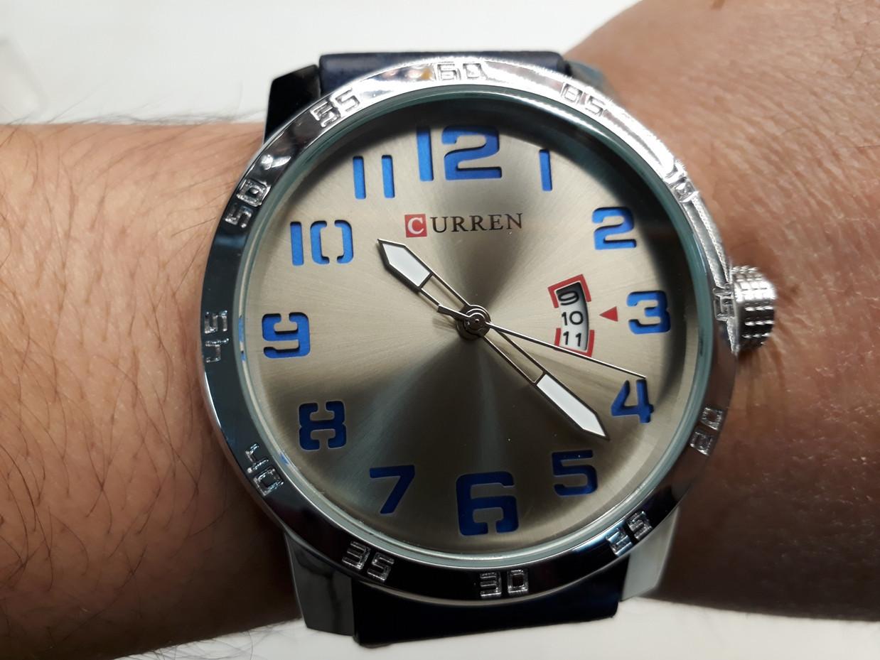 Кварцевые мужские наручные часы Curren. Модель 8254