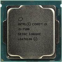 CPU Intel Core i3-7100 3,9 GHz 3Mb