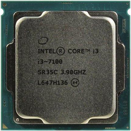 Процессор Intel 1151 i3-7100 3,9 GHz 3Mb, фото 2