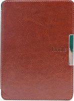 Кожаный чехол для Amazon Kindle Voyage (коричневый)