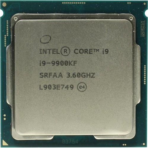 CPU Intel Core i9-9900KF 3,6GHz (5,0GHz) 16Mb